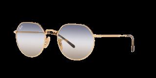 Óculos de sol Ray Ban 0RB3565 JACK Cinzento Quadrada