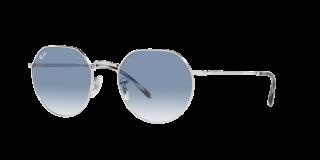 Óculos de sol Ray Ban 0RB3565 JACK Prateados Quadrada