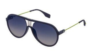Óculos de sol Fila SF9363 Azul Aviador