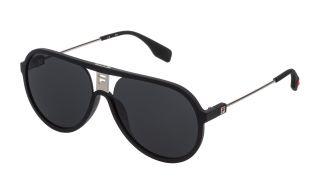Óculos de sol Fila SF9363 Preto Aviador