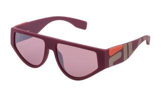 Óculos de sol Fila SF9364 Vermelho Aviador