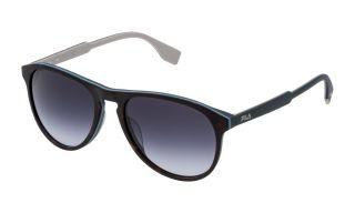 Óculos de sol Fila SFI015 Castanho Aviador