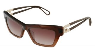 Óculos de sol Furla SFU465 Castanho Quadrada