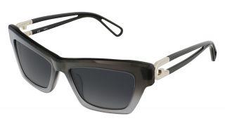 Óculos de sol Furla SFU465 Preto Quadrada