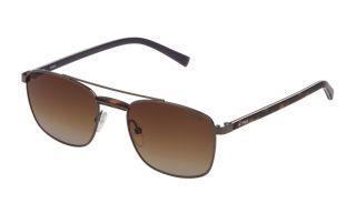 Óculos de sol Sting SST230 Prateados Retangular