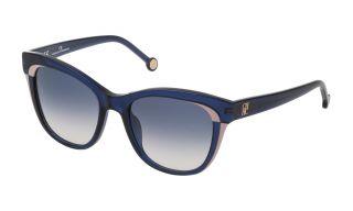 Óculos de sol CH Carolina Herrera SHE787 Azul Borboleta