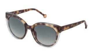 Óculos de sol CH Carolina Herrera SHE789 Castanho Retangular