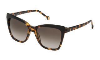 Óculos de sol CH Carolina Herrera SHE791 Preto Borboleta