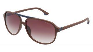 Óculos de sol Police SPL962 Castanho Aviador