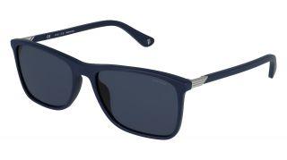 Óculos de sol Police SPL972 Azul Quadrada