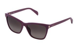 Óculos de sol Tous STOA82 Rosa/Vermelho-Púrpura Borboleta