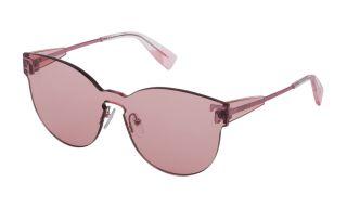 Óculos de sol Furla SFU340 Rosa/Vermelho-Púrpura Ecrã