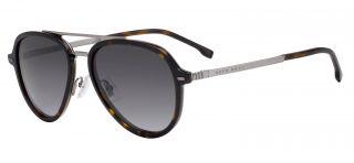 Óculos de sol Hugo Boss BOSS1055/S Castanho Ovalada