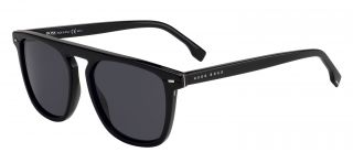 Óculos de sol Hugo Boss BOSS1127/S Preto Retangular