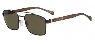 Óculos de sol Hugo Boss BOSS1117/S Castanho Retangular