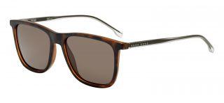Óculos de sol Hugo Boss BOSS1148/S Castanho Retangular