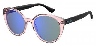Óculos de sol Havaianas MILAGRES Rosa/Vermelho-Púrpura Borboleta