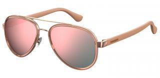 Óculos de sol Havaianas MORERE Rosa/Vermelho-Púrpura Ovalada
