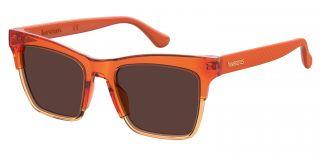 Óculos de sol Havaianas MARAGOGI Laranja Borboleta