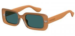Óculos de sol Havaianas SAMPA Dourados Retangular