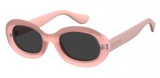 Óculos de sol Havaianas BONETE Rosa/Vermelho-Púrpura Redonda