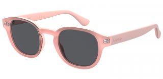 Óculos de sol Havaianas SALVADOR Rosa/Vermelho-Púrpura Retangular