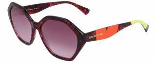 Óculos de sol Agatha Ruiz de la Prada AR21396 Rosa/Vermelho-Púrpura Redonda