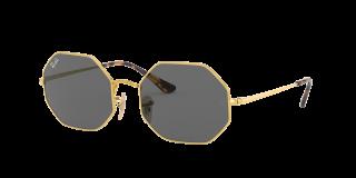 Óculos de sol Ray Ban 0RB1972 OCTAGON Cinzento Retangular
