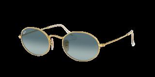 Óculos de sol Ray Ban 0RB3547 OVAL Cinzento Ovalada
