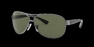 Óculos de sol Ray Ban 0RB3386 Cinzento Aviador