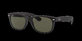 Óculos de sol Ray Ban 0RB2132 NEW WAYFARER Preto Quadrada