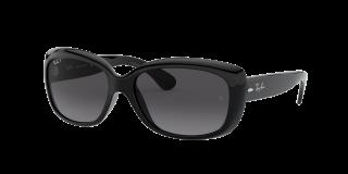 Óculos de sol Ray Ban 0RB4101 JACKIE OHH Preto Borboleta