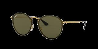 Óculos de sol Ray Ban 0RB3574N BLAZE ROUND Cinzento Redonda