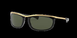 Óculos de sol Ray Ban 0RB2319 OLYMPIAN I Preto Ovalada