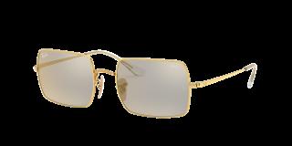 Óculos de sol Ray Ban 0RB1969 Cinzento Retangular