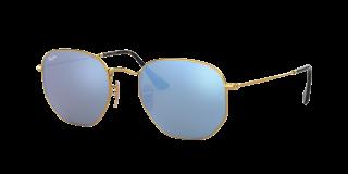 Óculos de sol Ray Ban 0RB3548N HEXAGONAL Cinzento Quadrada
