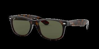 Óculos de sol Ray Ban 0RB2132 NEW WAYFARER Verde Quadrada