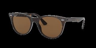 Óculos de sol Ray Ban 0RB2185 WAYFARER II Verde Redonda