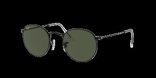 Óculos de sol Ray Ban 0RB3447 Preto Redonda