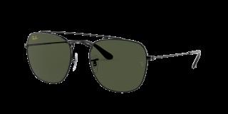 Óculos de sol Ray Ban 0RB3557 Preto Quadrada
