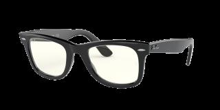 Óculos de sol Ray Ban 0RB2140 WAYFARER Preto Quadrada
