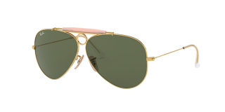 Óculos de sol Ray Ban 0RB3138 Cinzento Aviador