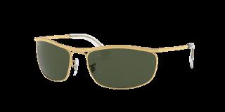 Óculos de sol Ray Ban 0RB3119 OLYMPIAN Cinzento Retangular