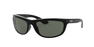 Óculos de sol Ray Ban 0RB4089 BALORAMA Preto Retangular