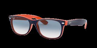 Óculos de sol Ray Ban 0RB2132 NEW WAYFARER Azul Quadrada