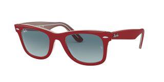 Óculos de sol Ray Ban 0RB2140 Vermelho Quadrada