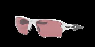 Óculos de sol Oakley 0OO9188 FLAK 2.0 XL Branco Retangular