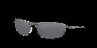 Óculos de sol Oakley 0OO4141 WHISKER Preto Ovalada