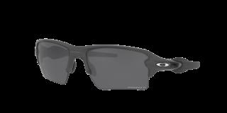 Óculos de sol Oakley 0OO9188 FLAK 2.0 XL Prateados Retangular