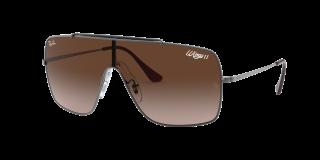 Óculos de sol Ray Ban 0RB3697 WINGS II Cinzento Quadrada